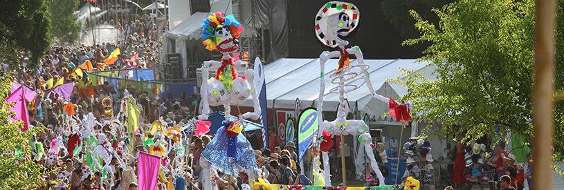 Slider-parade