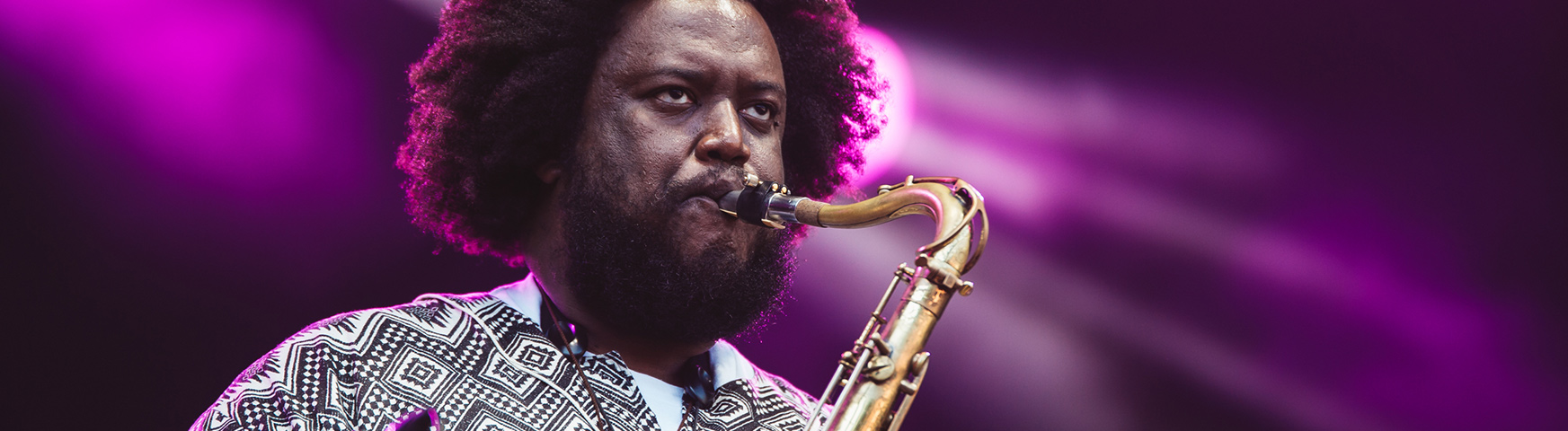 WOMADelaide Kamasi Washington