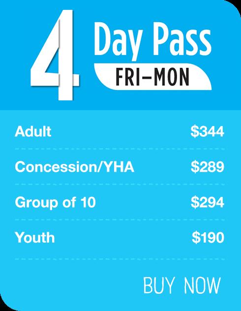 4-Day-Pass
