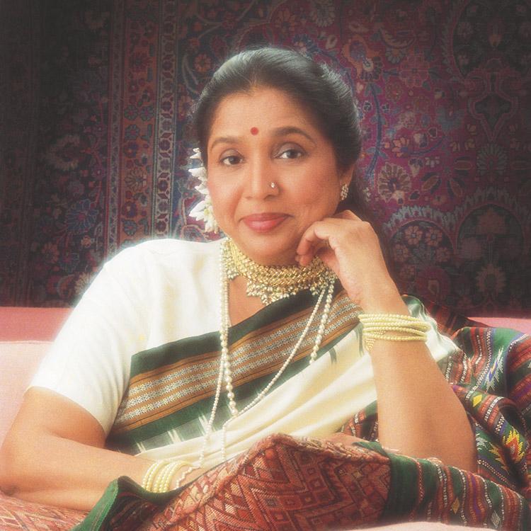 Asha-Bhosle